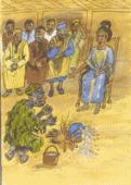 Vignette pour un objet LOM La princesse orgueilleuse : un conte du Mali