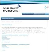 Preview image for LOM object Mobile Kommunikation – Umweltbewusst handeln