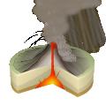 Vignette pour un objet LOM Géographie Axe A - Les risques naturels liés à l'écorce terrestre : séisme et volcanisme